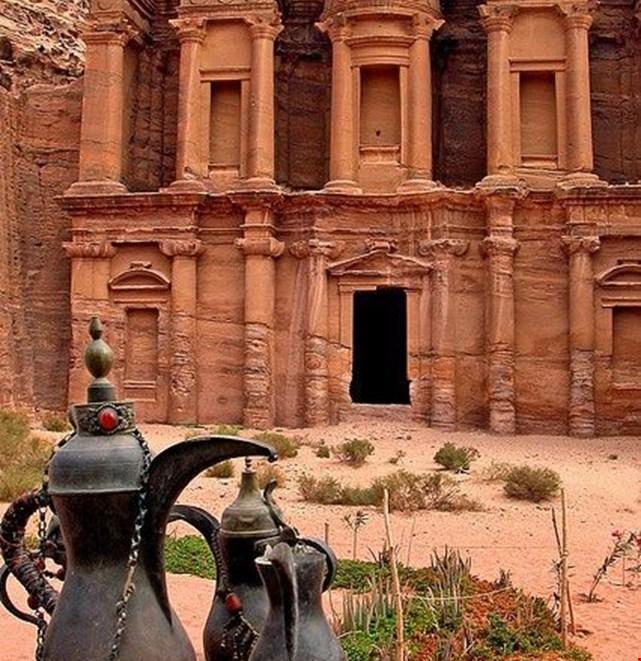 Amman, Petra & Aqaba