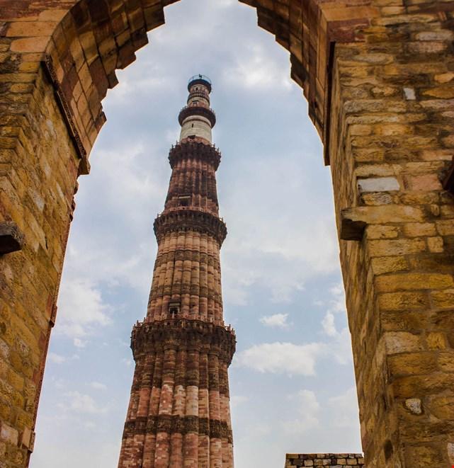 Delhi , Agra and Jaipur