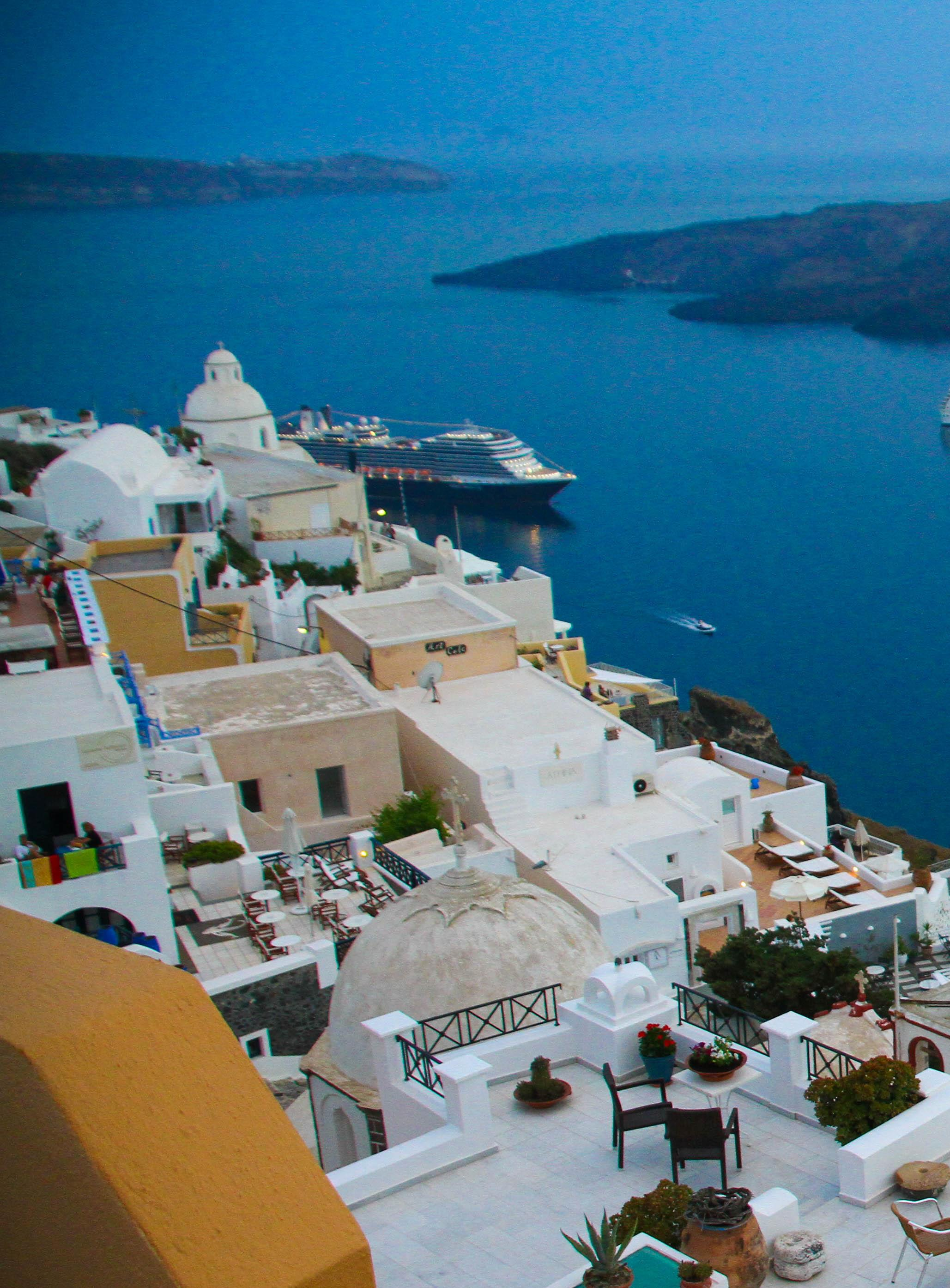 Holiday Packages To Greek Islands From South Africa