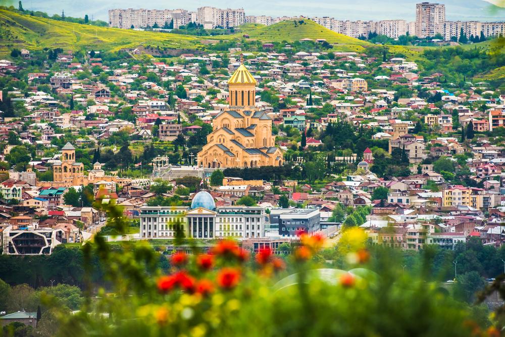 travel destinations georgia